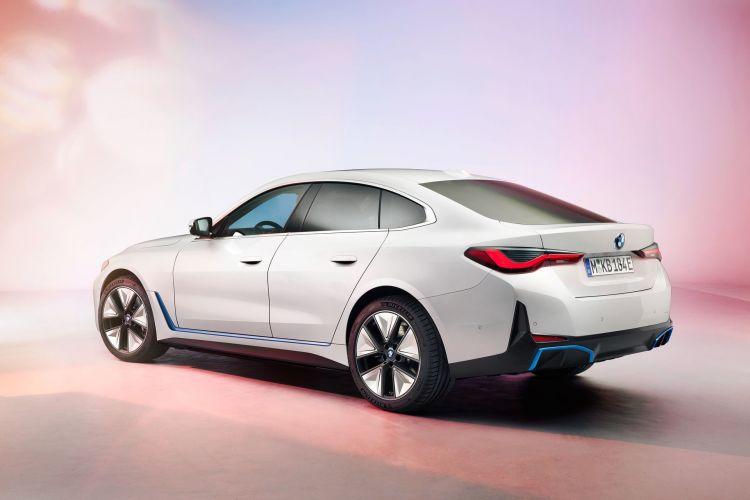 Conoce el nuevo BMW i4 2021